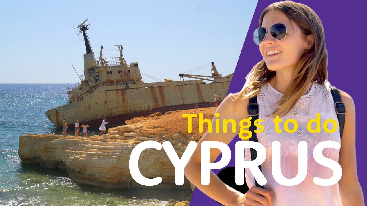 🇨🇾13 Things You NEED To Do In Cyprus! 🇨🇾 | Cyprus Travel Guide