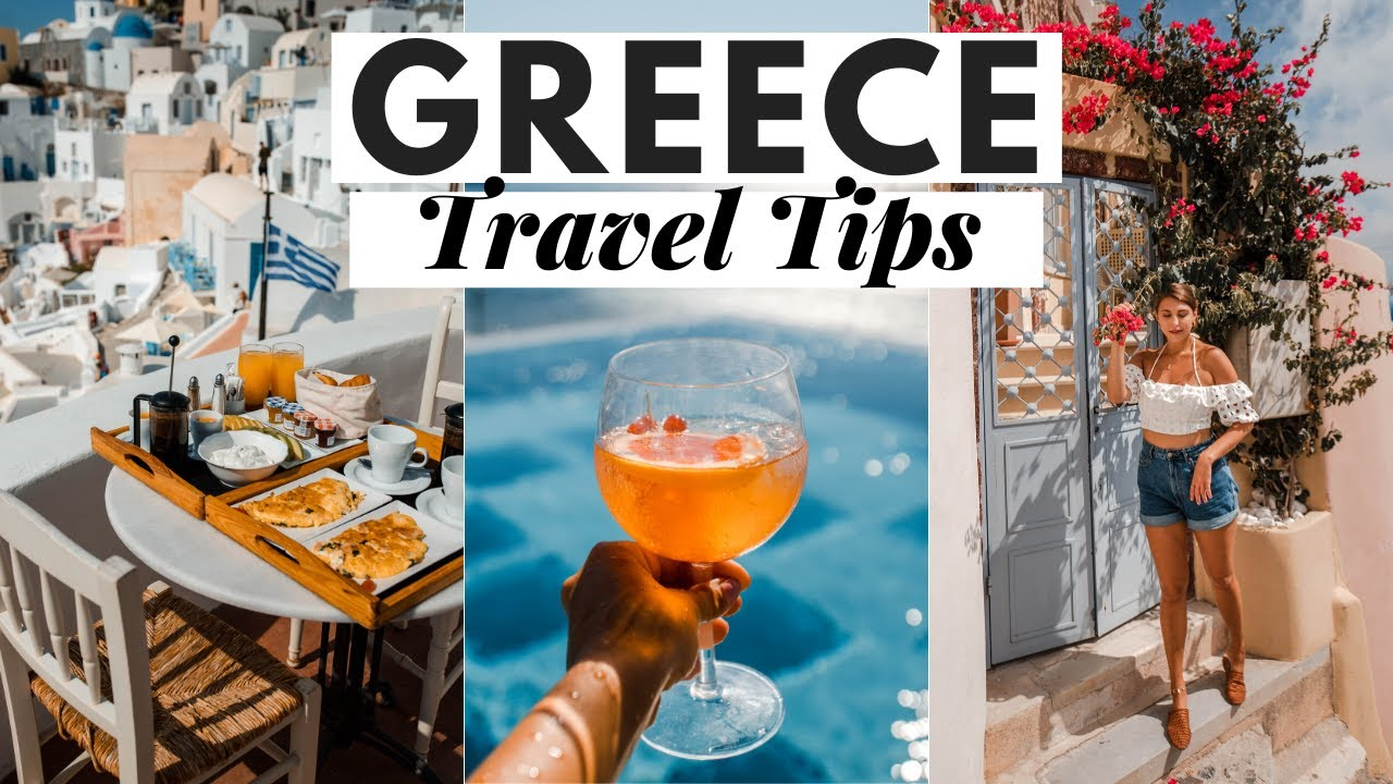 Greece Travel Guide: Everything You Need to Know- Dana Berez
